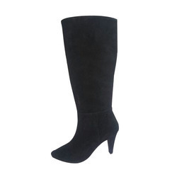 High Heels Ankle Black Boots