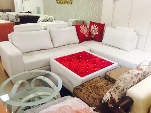 Stylish L Shaped Sofa
