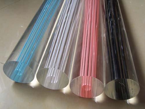 100% Virgin High TransparencyAcrylic Rod