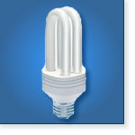 Double CFL Lamp