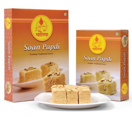 how to make soan papdi in hindi