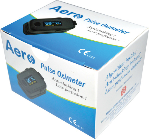 Portable Pulse Oximeter