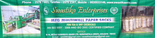 Multiwall Paper Bags For Milk Powder
