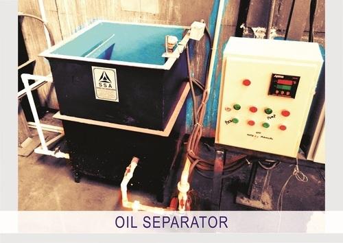 Oil Separator in  New Area
