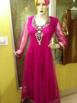 Ladies Frock Suit