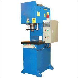 50 Ton C Frame Hydraulic Press