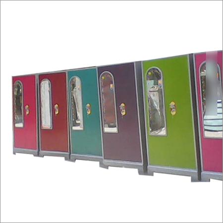 Wardrobe Steel Cupboard