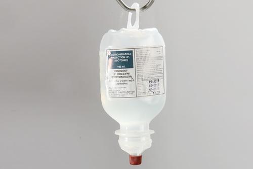 Metronidazole injection I p