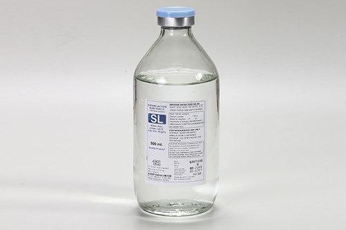 Sodium Lactate Inj (G) 500Ml