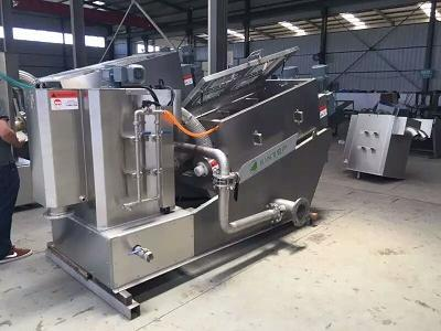 Screw Sludge Dewatering Machine for Slaughterhouse Wastewater