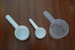 Plastic Scoops For Powders