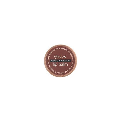 Cocoa Cream Natural Lip Balm