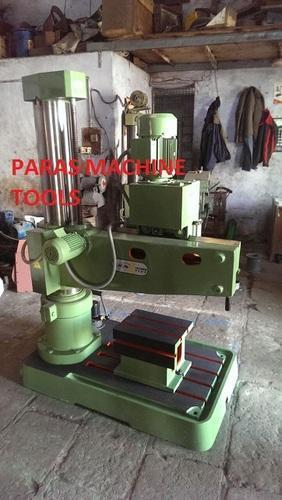 Double Column Radial Drilling Machines in   Opp. Paresh Electricals