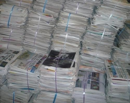 OINP Waste Paper in   Heroiv UPA Street