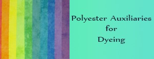 Polyester Auxiliaries for Dyeing