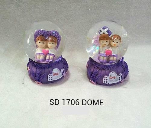 Under Glass Dome (SD 1706)
