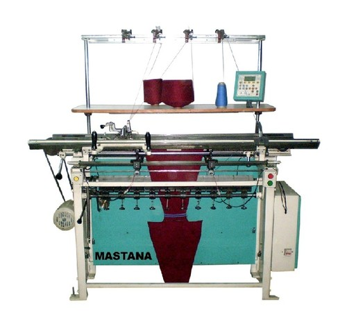 Computerized Leggings Knitting Machine in  Civil Lines