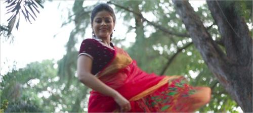 Silk Jamdani Saree in  Ballygunge Terrace