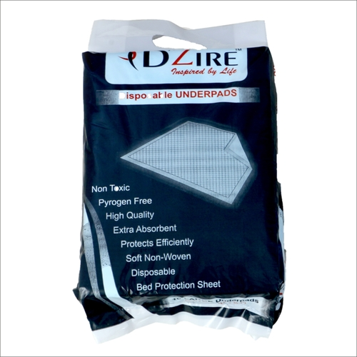 Disposable Super Absorbent Under Pad