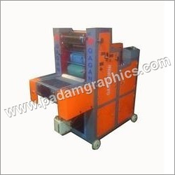 Mini Offset Printing Machinery