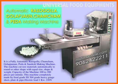 Rasgulla Making Machines in  Agarpara