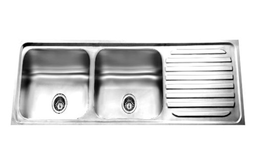 double bowl kitchen sink suppliers traders wholesalers. beautiful ideas. Home Design Ideas