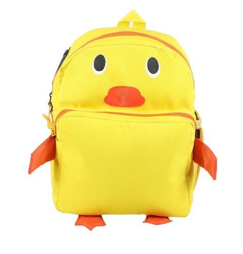 Bleu-Zoo Duck Shape Boys Girls School Bag