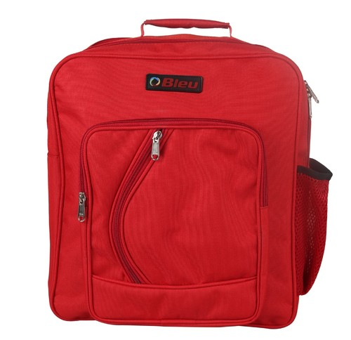 Water Proof School Bag Small - Red