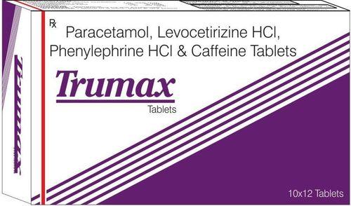 Trumax Tablets