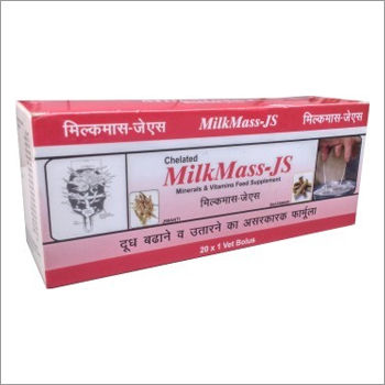 Milk Mass-Js Veterinary Medicine