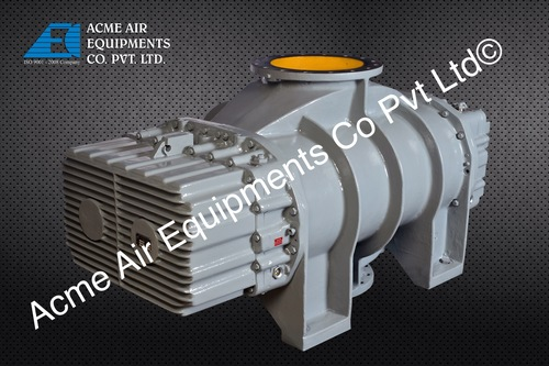 Wtp Aeration Blowers