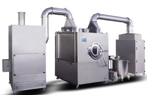 Pharmaceutical Laboratory Tablet Coating Machine
