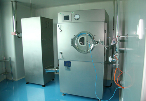 High Efficient Tablet Spray Coating Machine
