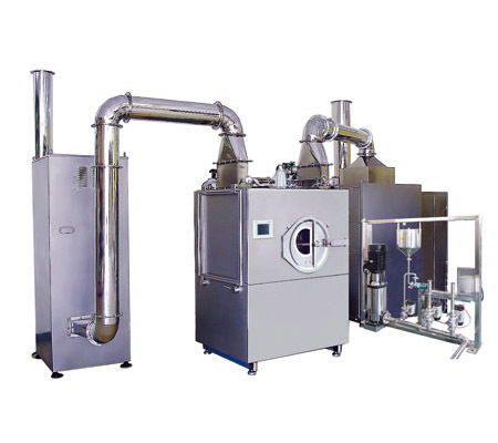 Tablet And Pill Sugar Coating Machine in   RUIAN CITY