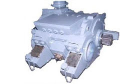 Ac Traction Motor