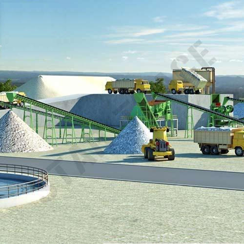 Industrial Crushing Plants