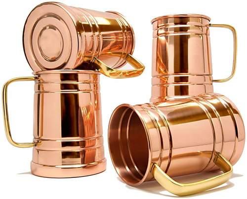 Copper Cocktail Mug in  Jayantipur