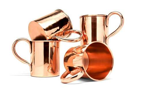 Copper Vodka Mug in  Jayantipur