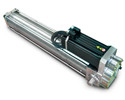 Linear Actuator For Weapons Robot