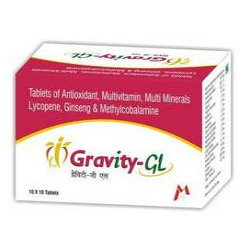 Gravity Multivitamin Tablets  in  New Area