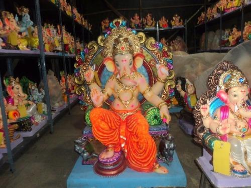Eco Friendly Ganesha Murti in  Cidco
