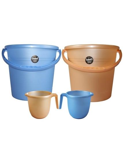 Plastic Buckets in  Budh Vihar