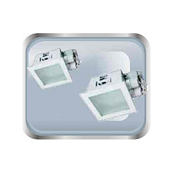 Square Recessed Downlight in   GIDC