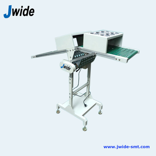 Esd Antistatic Wave Solder Outfeed Conveyor For Through Hole Assembly