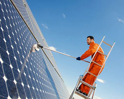 Solar Power Plant Maintenance Services in  Sukhrali (M.G. Road)