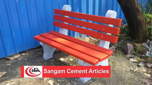 Colored RCC Bench