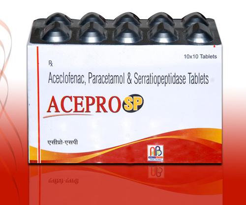 Acepro-SP Tablets in  Near Namaste Chowk