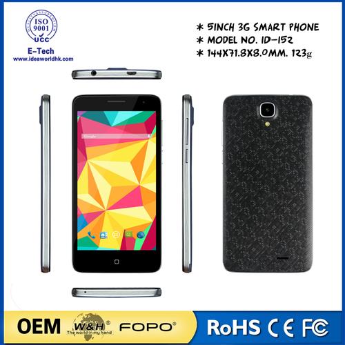 Quad Core Android Smartphone (5 Inch)