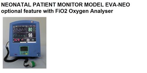 Multipara Neonatal Patient Monitor (Model Eva-Neo)
