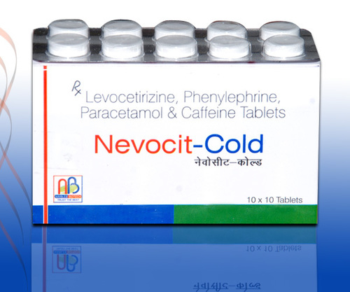 Nevocit Cold Tablets in  Near Namaste Chowk
